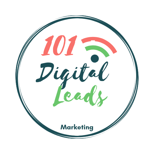 101 Digital Logo
